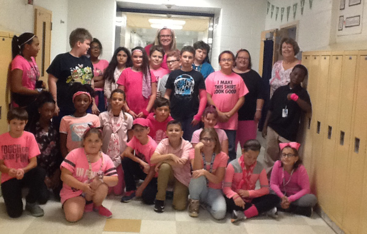 20171013 - 2017-10-13 - Adams Pink Out 12