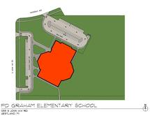 Graham Elementary Traffic Flow Map
