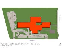 Schweitzer Elementary Traffic Flow Map