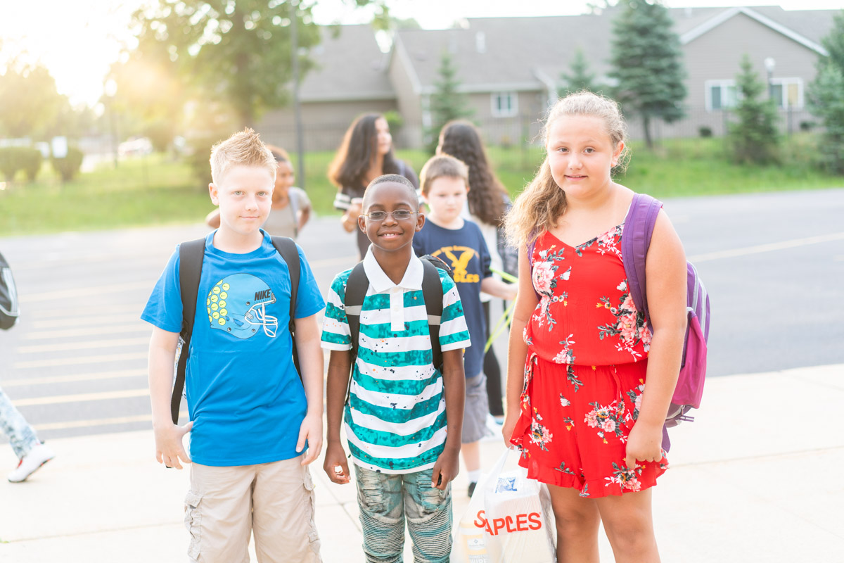 Adams Upper Elementary 2018-19 1st Day of School 05