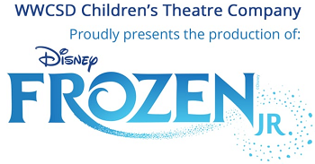 WWCSD Children's Theatre Company presents Frozen Jr