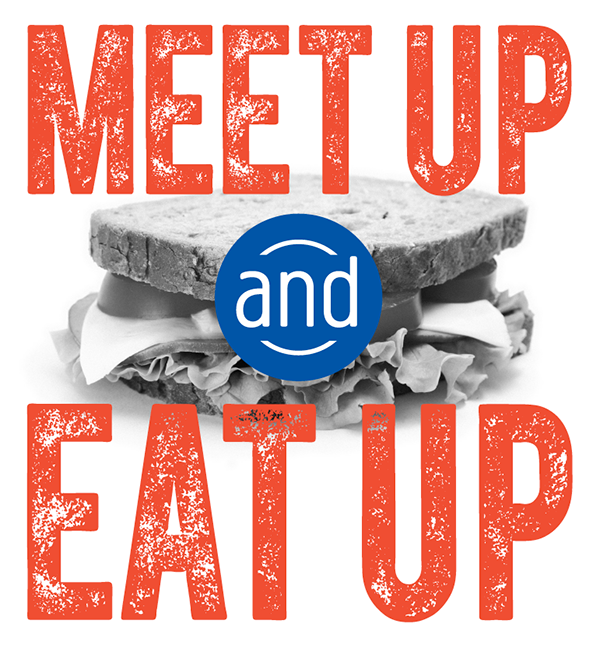 Meet Up and Eat Up Flyer
