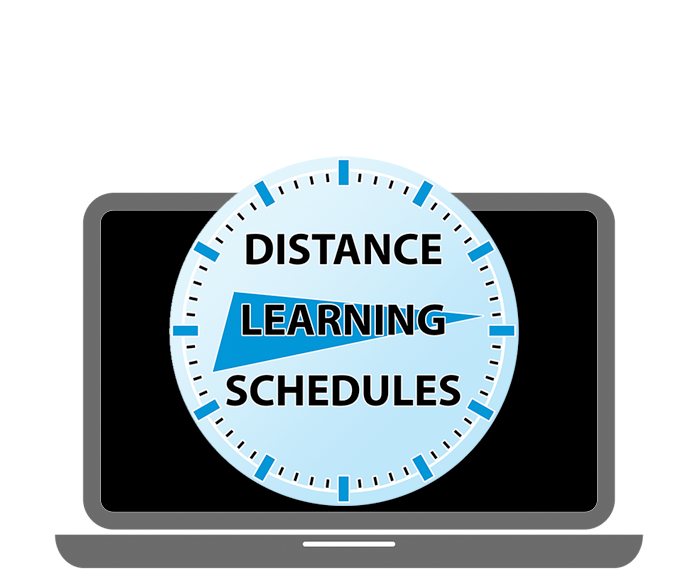 WWCS Distance Learning Schedules