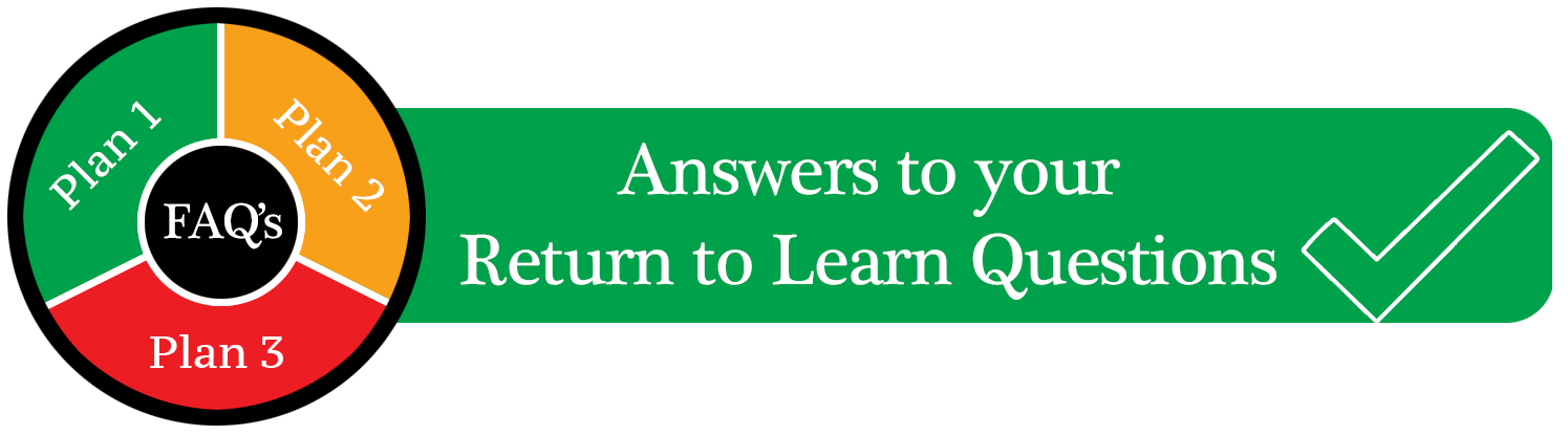 Answers to your Return to Learn Questions