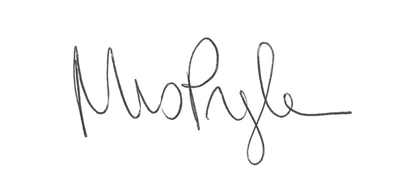 Deena Pringle's Signature