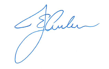 James Anderson's Signature
