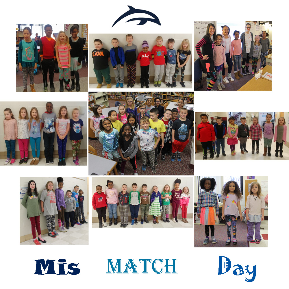 mismatched day