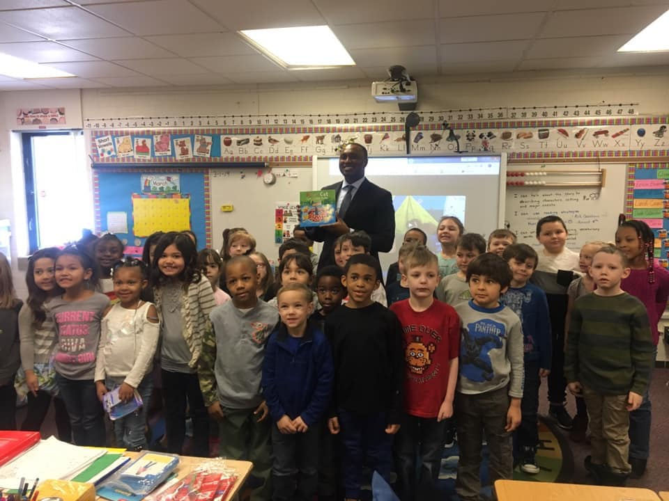2019-03-08 - Councilman Anthony Miller Mystery Reader