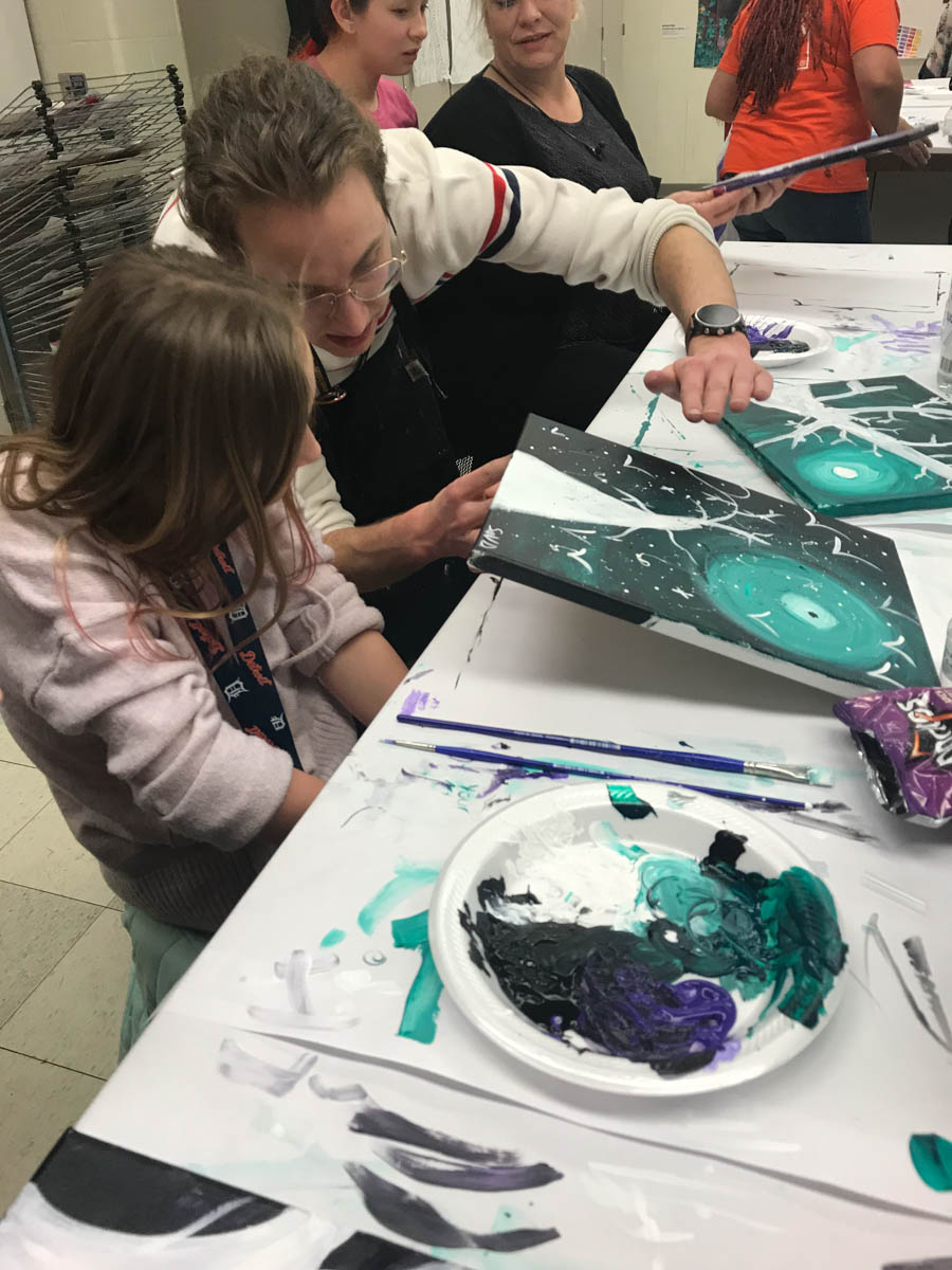 2019-03-19 - Painting with a Parent 11