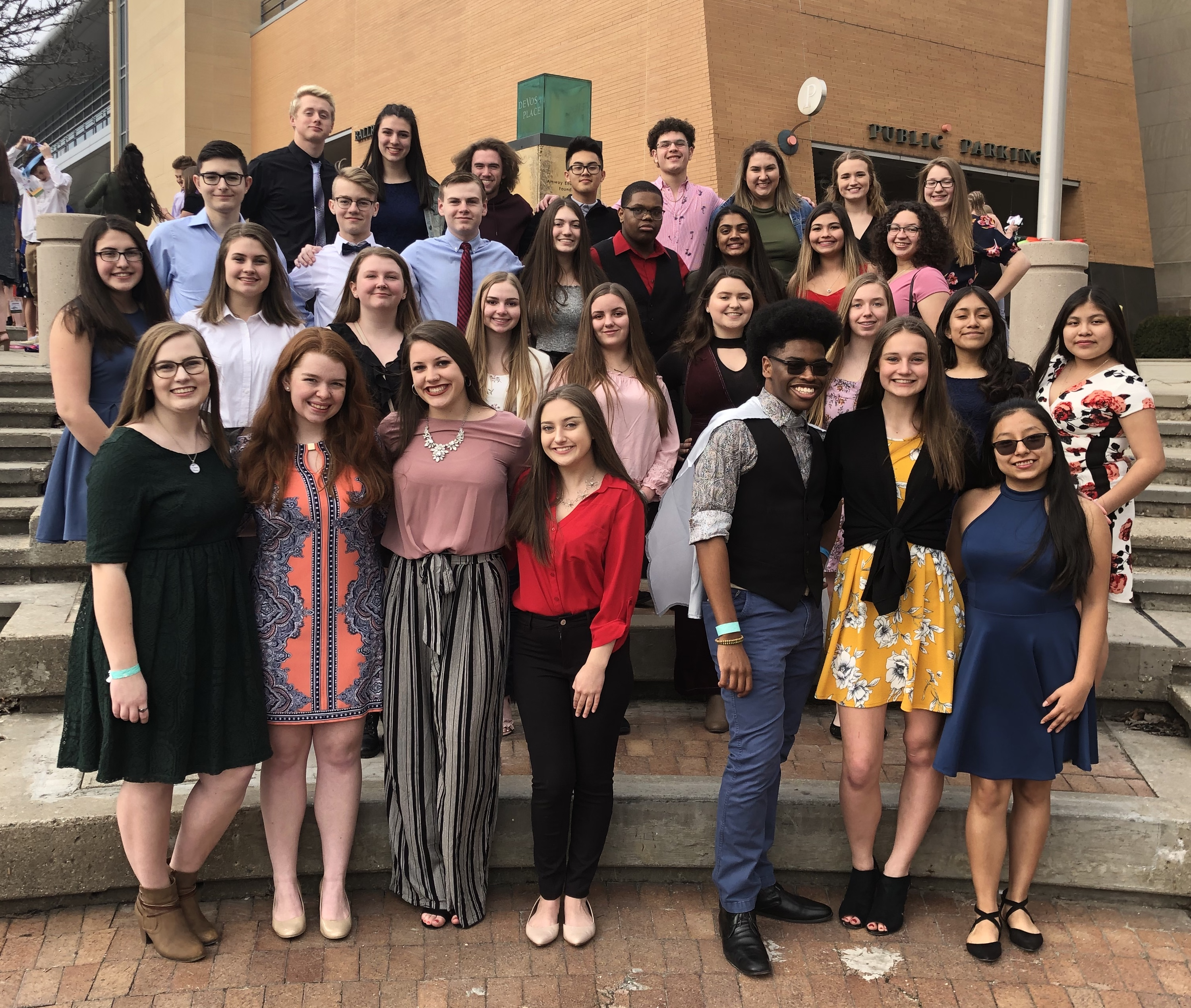 2019-03-28 - Student Leadership Conference