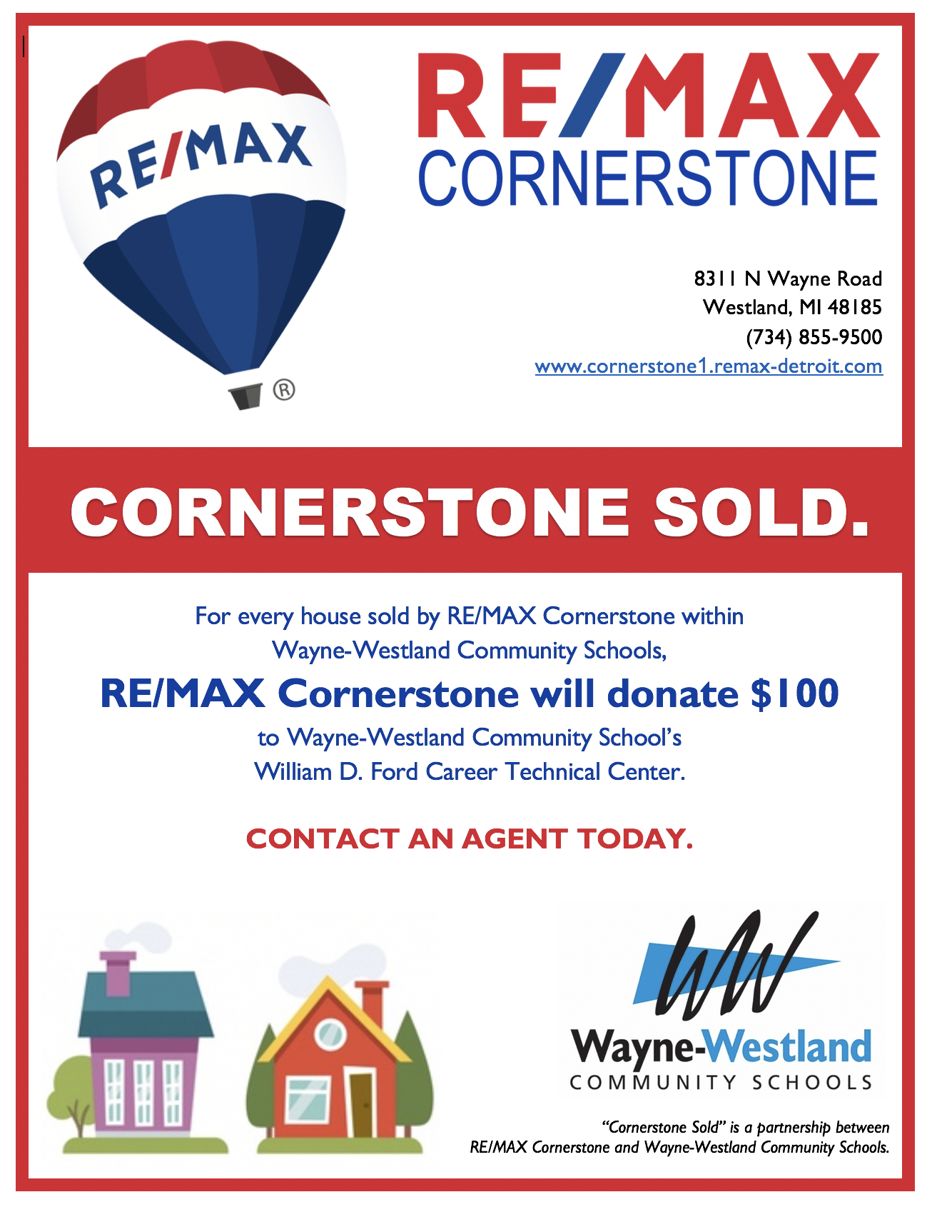 2019-06-20 - ReMax Cornerstone Announcement