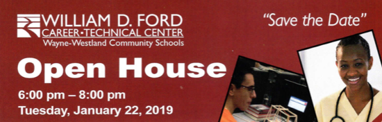 2019 Ford Career Tech Open House