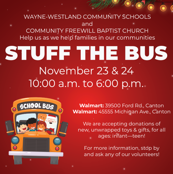 Stuff the Bus preview