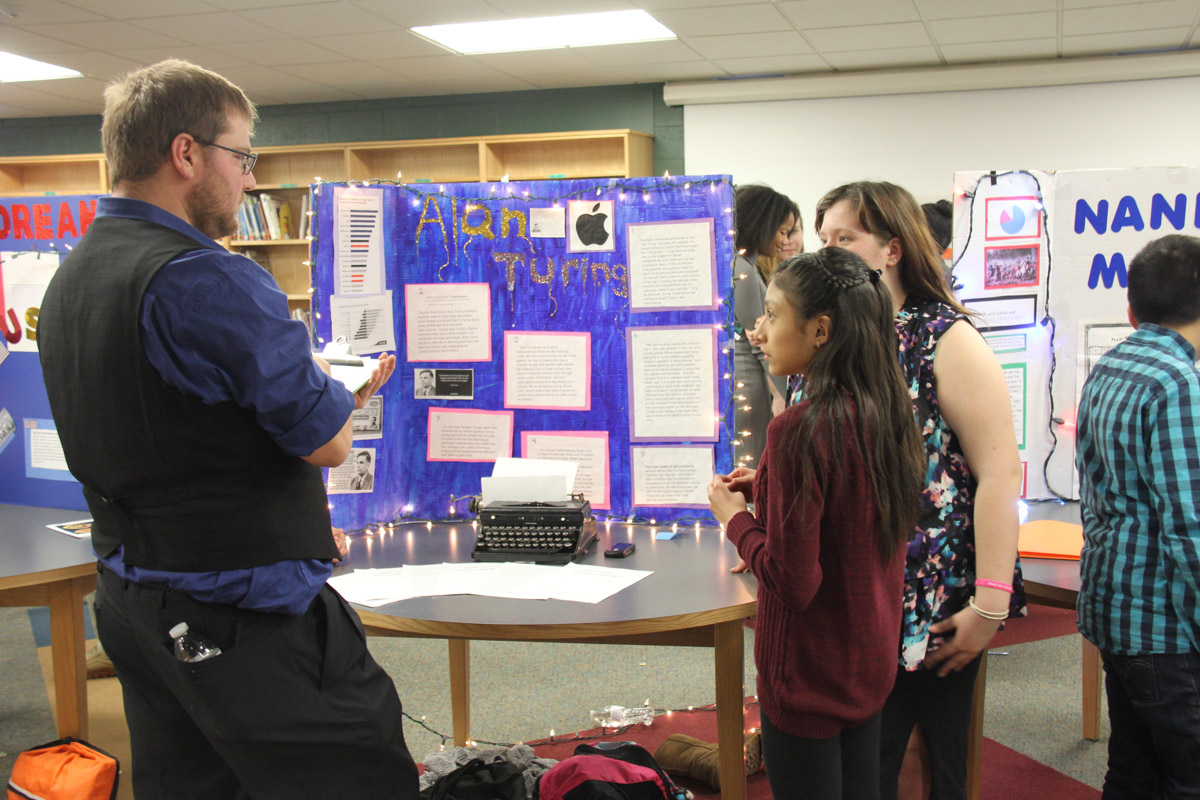 Franklin Middle School History Day