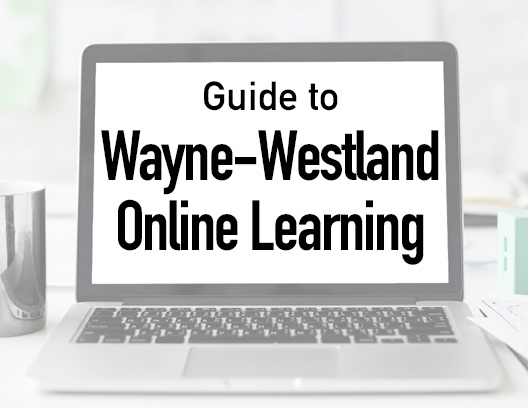 Guide to Wayne-Westland Online Learning