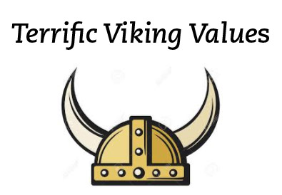 Terrific Viking Values