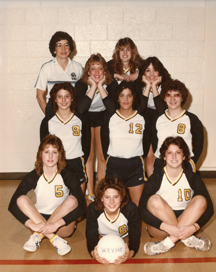 1983 VB State Championship team picture